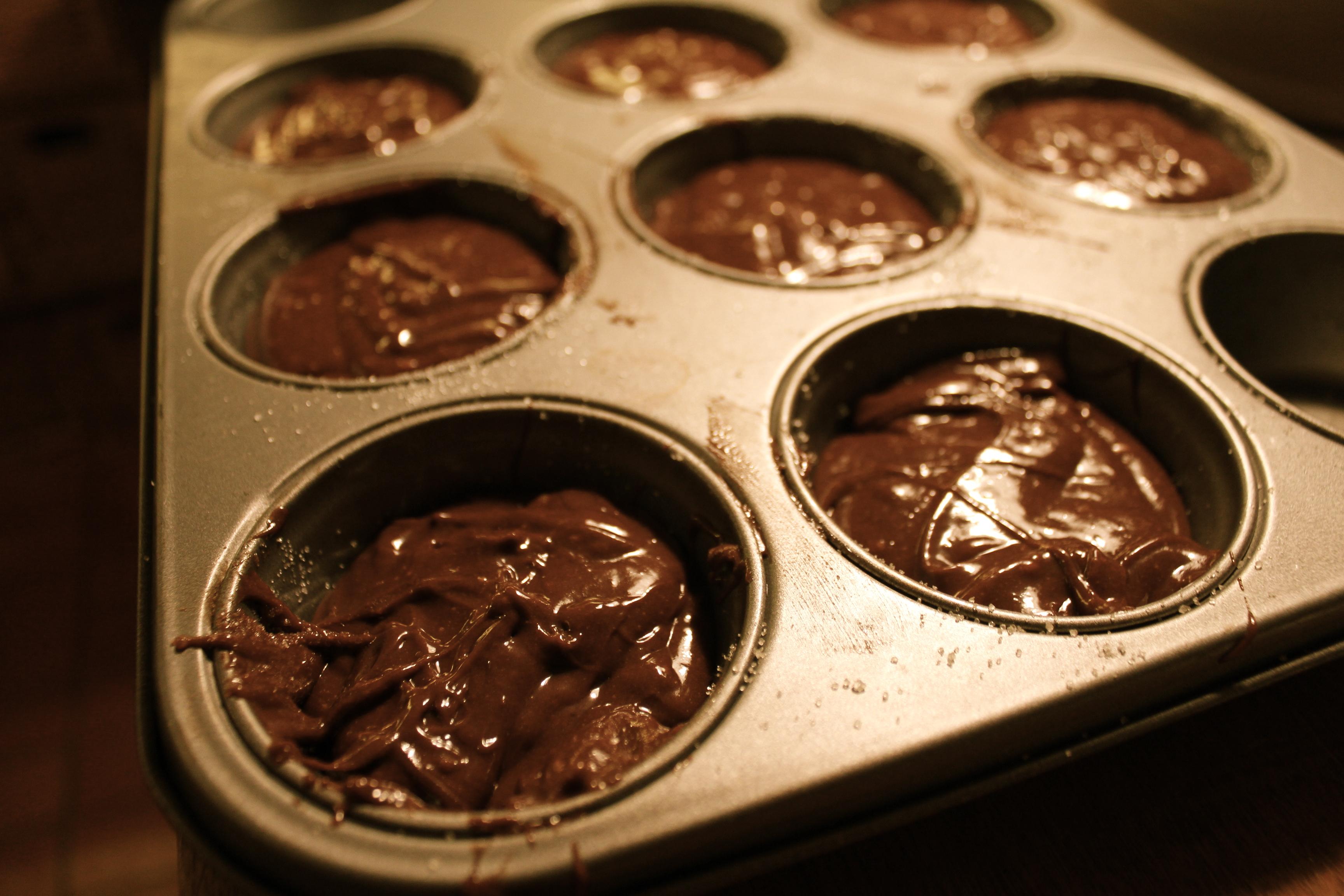 Martha Stewart Molten Chocolate Cake