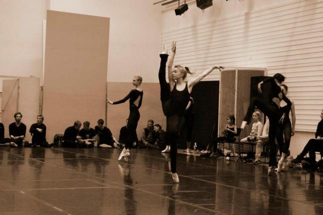 'Ballerina's Improve'