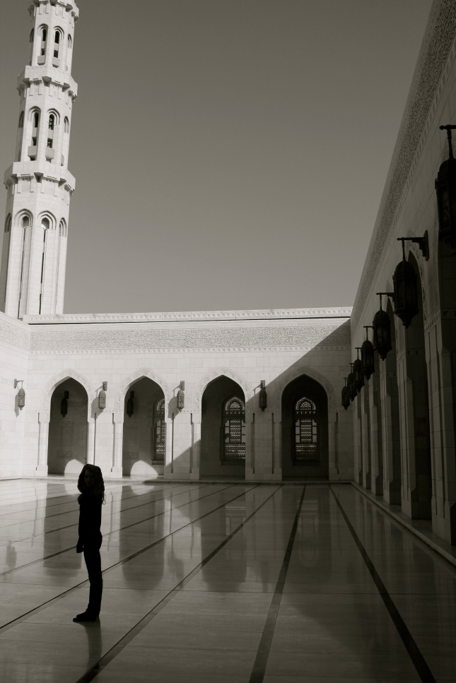 Grand Mosque: Muscat, Oman