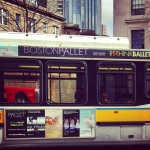 Boston Ballet #citypride #movingadvertisement