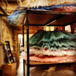 Tutus in the Costume Room