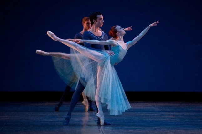 Photo Credit: David Amzallag Performing with the Royal Danish Ballet in Copenhagen, 2010