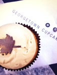 Pumpkin Spice Cupcake from Georgetown Cupcakes