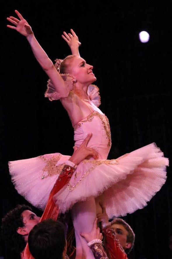 Rose Adagio- Carreno Festival Gala