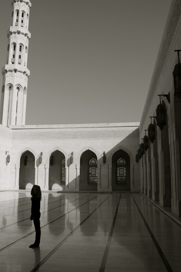 Grand Mosque, Muscat Oman