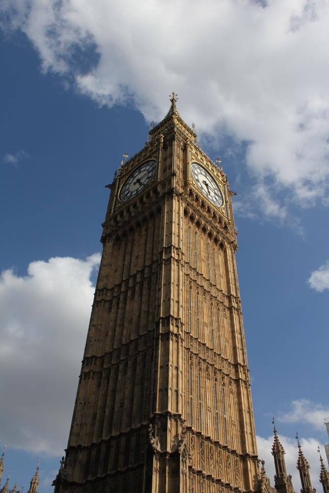 Big Ben, London England