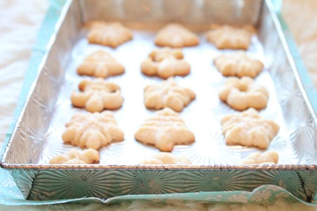 Sugar ThumbPrint Cookies
