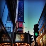 Boston Opera House Marquee