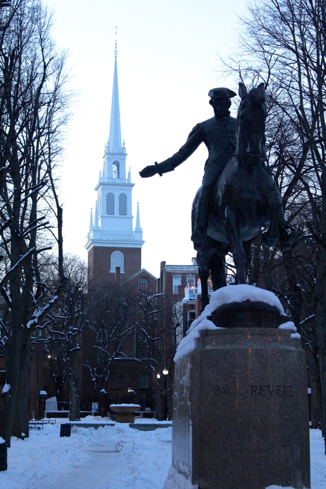 Boston's Northend