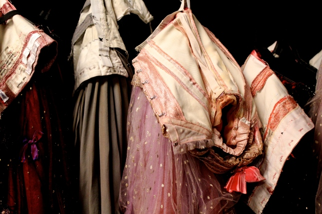 Costumes for Cinderella
