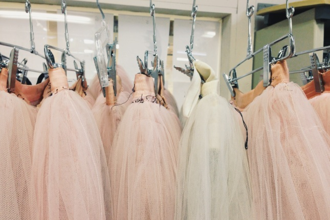 TuTus of the Boston Ballet