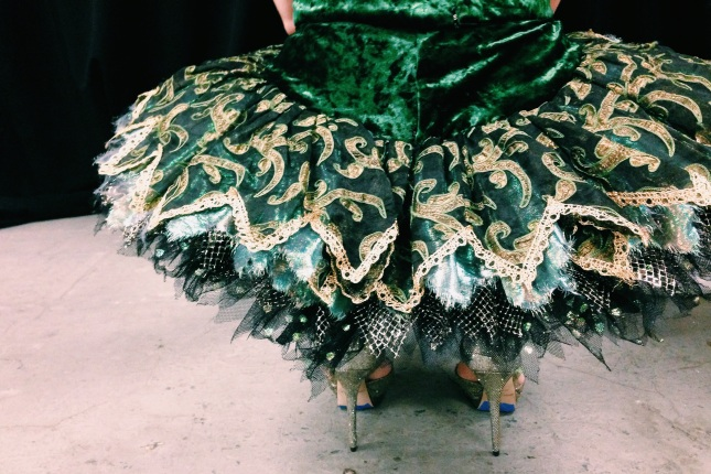 """Summer"" tutu from Christopher Wheeldon's Four Seasons"