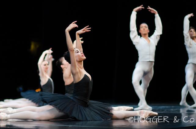 Boston Ballet Pricked