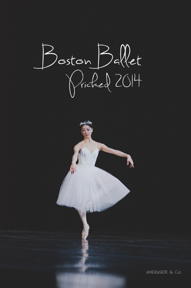 Boston Ballet Pricked