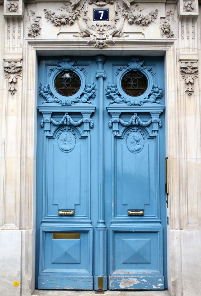 Paris Door Series