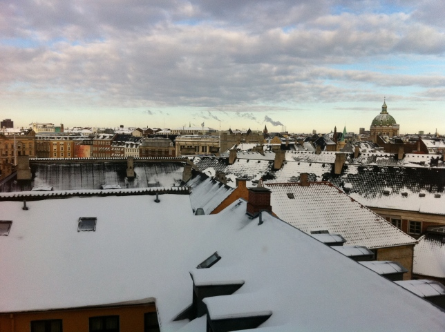 Rooftops of Copenhagen