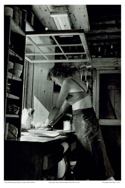 Photograph by Paul Child circa 1952, Harvard University